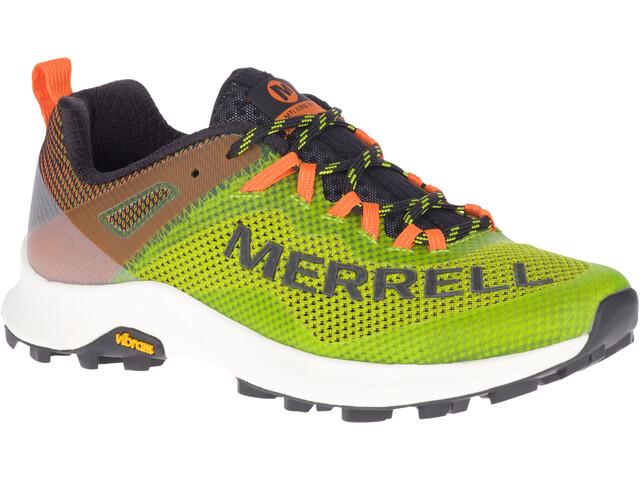 Merrell MTL Long Sky Zapatillas Mujer, amarillo